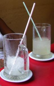 Limonade à Saida